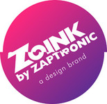 A great web designer: Zoink by Zaptronic, Amsterdam, Netherlands logo