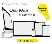 A great web designer: Verecom, San Francisco, CA logo