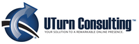 A great web designer: UTurn Consulting LLC, Oklahoma City, OK logo