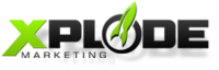 A great web designer: Xplode Marketing, Sarasota, FL logo