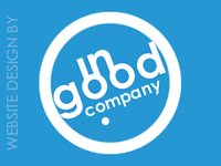 A great web designer: In Good Company Web Design, Portland, OR logo