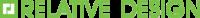 A great web designer: Relative Design, Portland, OR logo