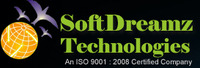 A great web designer: Softdreamz Technologies-Web design Company Delhi, New Delhi, India logo