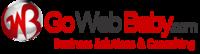 A great web designer: Gowebbaby.com, Detroit, MI logo