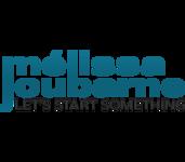 A great web designer: Melissa Joubarne, Ottawa, Canada logo