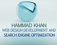 A great web designer: Hammad Khan, Karachi, Pakistan