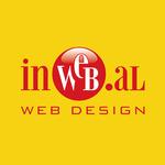 A great web designer: inWEB.AL Web Design Studio, Tirana, Albania logo