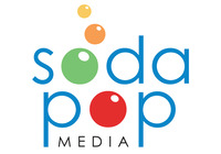 A great web designer: SodaPop Media, LLC, Dallas, TX logo