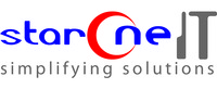 A great web designer: StarOne IT, Trivandrum, India logo