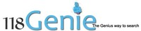 A great web designer: 118 Genie, Central London, United Kingdom logo