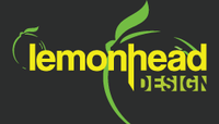 A great web designer: Lemon Head Design, Salt Lake City, UT logo