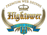 A great web designer: The Hightower Artists Group, Inc., Atlanta, GA