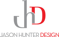 A great web designer: JasonHunter Design, LLC, New York, NY logo