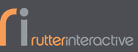 A great web designer: Rutter Interactive, New York, NY logo