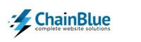A great web designer: ChainBlue Web Solutions, Atlanta, GA logo