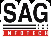 A great web designer: SAG Infotech Pvt. Ltd., Jaipur, India logo