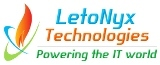 A great web designer: LetoNyx Technologies is a sole proprietorship company based in India, Chennai, India logo