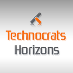 A great web designer: Technocrats Horizons Compusoft Pvt Ltd, Ludhiana, India logo