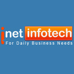 A great web designer: inetinfotech, Chennai, India logo