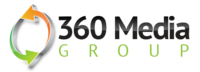 A great web designer: 360 Media Group, Atlanta, GA logo
