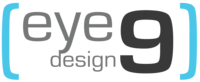 A great web designer: eye9 Design, Denver, CO logo