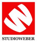 A great web designer: StudioWEBER, Brasov, Romania logo