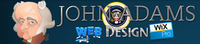 A great web designer: John Adams Web Design, Los Angeles, CA logo