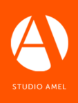 A great web designer: Studio Amel, Atlanta, GA logo