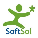 A great web designer: SoftSol, Inc, Fremont, CA logo