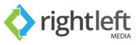 A great web designer: Right Left Media, Indianapolis, IN logo