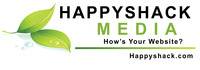 A great web designer: Happyshack Media, Inc., Tampa, FL logo