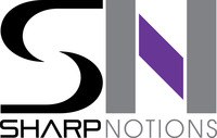 A great web designer: Sharp Notions, LLC, Rochester, NY logo