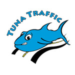 A great web designer: Tuna Traffic, Milwaukee, WI logo