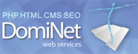 A great web designer: Dominet Web Services, Vancouver, Canada