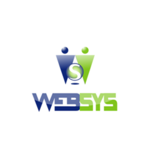 A great web designer: WEBSYS, Kolkata, India logo