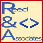A great web designer: Reed & Associates IT, New York, NY logo