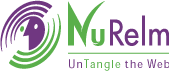 A great web designer: NuRelm, Pittsburgh, PA logo