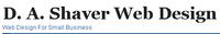 A great web designer: D. A. Shaver Web Design, Galesburg, IL