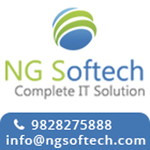A great web designer: Ng Softech, Jaipur, India