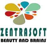 A great web designer: Zentrasoft, Paderborn, Germany logo