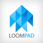 A great web designer: Loompad Design, Boston, MA logo