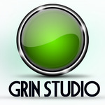 A great web designer: Grin Studio, Tallinn, Estonia logo