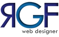 A great web designer: RGF Web Designer, Macon, GA logo