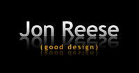 A great web designer: JonReese.com, Dallas, TX logo