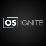 A great web designer: OS Ignite, Inc., Irvine, CA logo