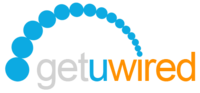 A great web designer: getUWired | Design to Sell, Atlanta, GA logo