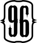 A great web designer:  96 Web Design , Denver, CO logo