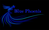 A great web designer: Blue Phoenix Creative, Boston, MA logo