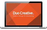 A great web designer: Duo Creative, Birmingham, United Kingdom logo