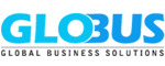 A great web designer: Globus Dubai, Dubai, United Arab Emirates logo